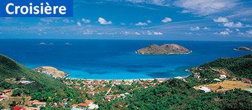 Croisière aux Antilles avec Voyages E.Leclerc