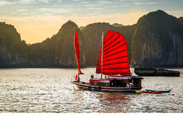 Voyages et vacances au Vietnam
