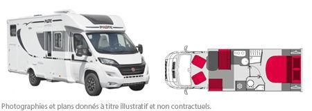 Location de camping-car avec Leclerc Voyages