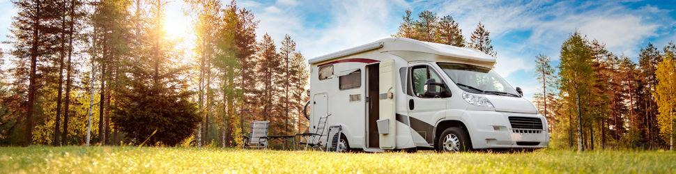 Partez en vacances avec une location de camping car chez Leclerc Voyages