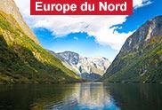 Croisières pas cher en Europe du Nord avec Leclerc Voyages