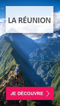 Voyage pas cher à la Réunion avec Voyages E.Leclerc