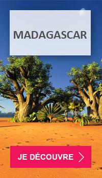 Voyage pas cher à Madagascar avec Voyages E.Leclerc