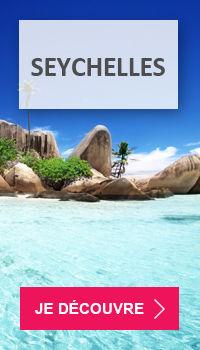 Voyage pas cher aux Seychelles avec Voyages E.Leclerc