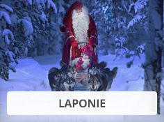 Réservez votre séjour en Laponie pour Noel avec Leclerc Voyages