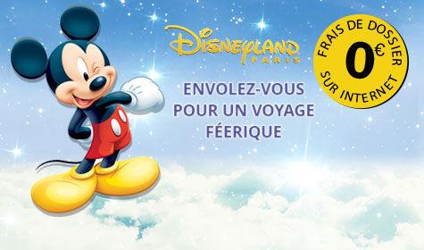 Sejour et week-end pas cher à Disneyland Paris
