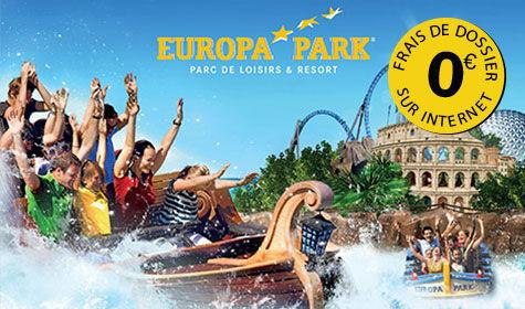 Sejour et week end pas cher en parcs d attractions avec for Sejour complet europa park