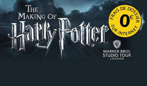 Sejour et week-end en Grande Bretagne au studio Making Of Harry Potter et découvrez le monde magique de JK Rowling, créatrice du plus célèbre des sorciers, juste après Merlin