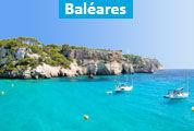 Vacances d'été aux Baléares