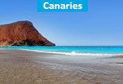 Vacances d'été aux Canaries