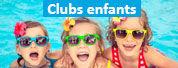 Vacances d'été en club enfant