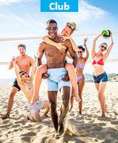 Vacances d'été en club
