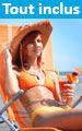 Vacances d'été en tout inclus