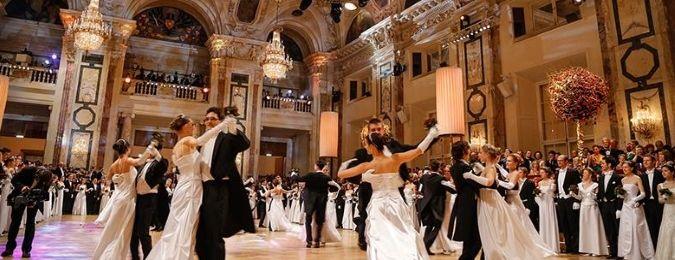 Bals de Vienne pour la nouvelle année
