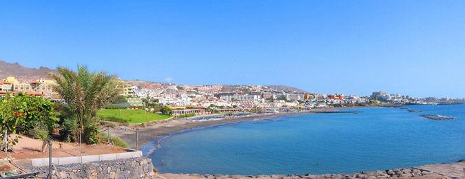 Côtes des îles Canaries