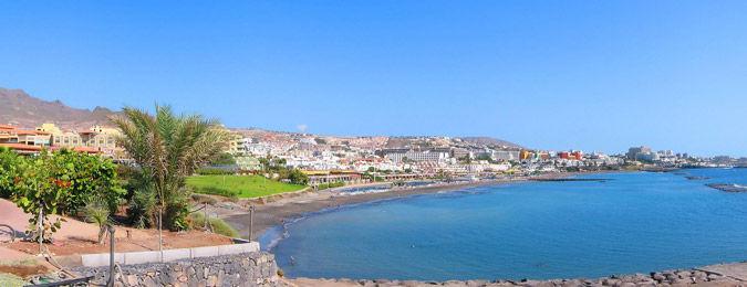 Plages de Tenerife aux îles Canaries