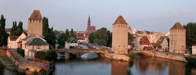 Sejours strasbourg vacances dernieres minutes avec voyages - Residence les jardins d alsace strasbourg ...