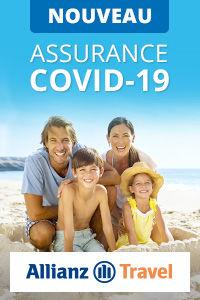 Nouveau : assurance Voyages Leclerc sur le COVID 19 - Réservez en toute sérénité