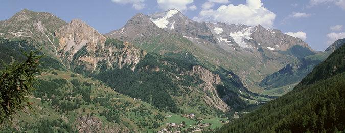 Location à la montagne