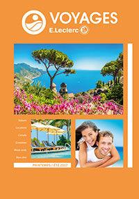Brochure Voyages E. Leclerc