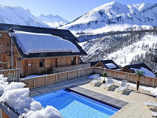 Résidence Les Chalets des Ecourts - Hébergement + Remontées mécaniques + Matériel de ski - Offre à Saisir