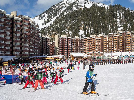 Résidence Maeva Bellecote - Hébergement + Remontées mécaniques + Matériel de ski - Offre à Saisir