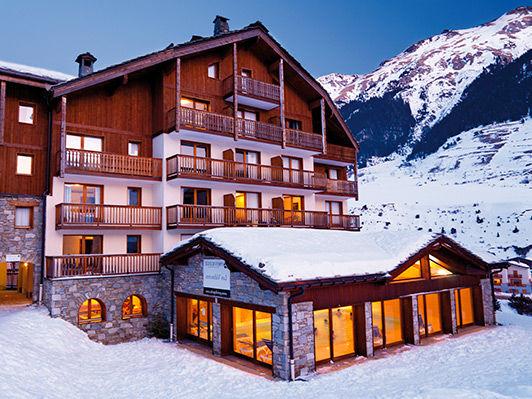 Résidence Les Valmonts de Val Cenis - Hébergement + Remontées mécaniques + Matériel de ski - Offre à Saisir