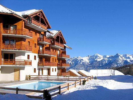 Résidence la Dame Blanche et le Parc Aux Etoiles - Hébergement + Remontées mécaniques + Matériel de ski - Offre à Saisir