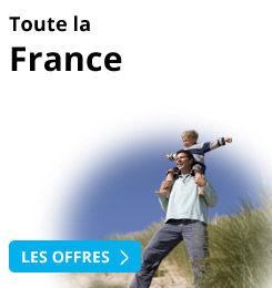 toutes les vacances en France