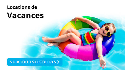 toutes les offres de locations de vacances