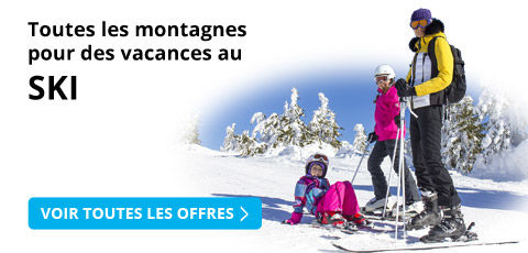 Toutes les vacances au ski