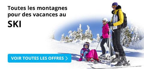 Toutes les vacances au ski