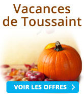 Vacances scolaires de Toussaint
