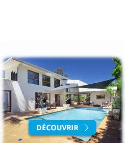 Location de maison ou villa avec piscine privée