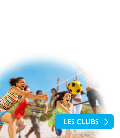 Rechecher votre club de vacances