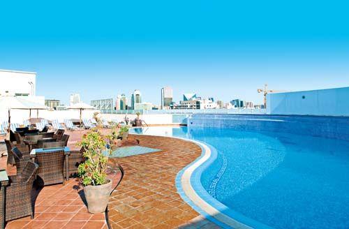 Hôtel Holiday Inn Bur Dubaï 4*
