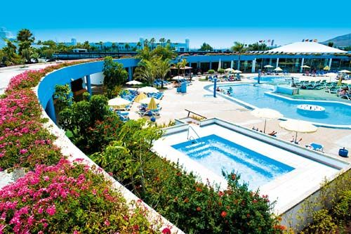 Hôtel SplashWorld Lanzasur 3*