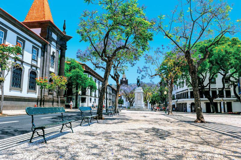 Madère - Ile de Madère - Circuit Au Coeur de Madère en Hôtel 4* à Funchal