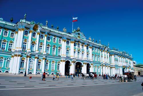 Séjour Découverte Escapade à Saint-Pétersbourg à l'Hôtel Dostoevsky 3*