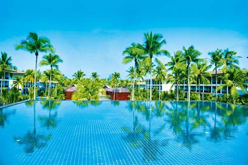 Hôtel Kappa Club Thaï Beach Resort 5*