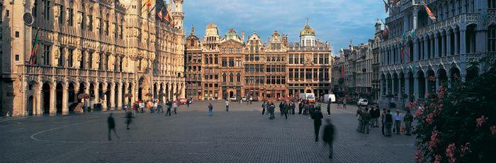 Belgique - Bruxelles - Week-end à Bruxelles