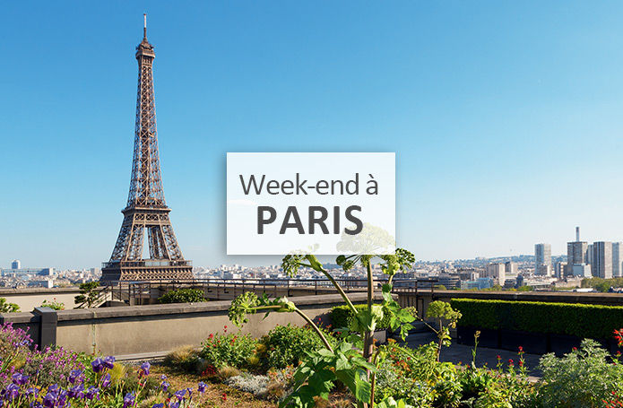 Week end a paris paris ile de france france avec for Liste des hotels paris