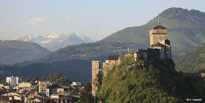 France - Pyrénées - Lourdes - Week-end et escapades à Lourdes