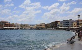 Week-End à La Chanée en Crète (Xavia / Chania)