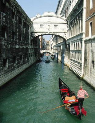 Italie - Venise - Week-end à Venise, la sérénissime