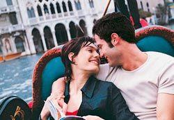 Week-end Saint-Valentin à Venise