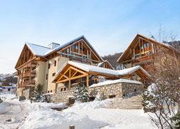 Résidence Lagrange Vacances Les Chalets du Galibier 4* - Hébergement + Remontées mécaniques + Matériel de ski - Offre à Saisir