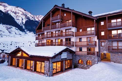 Résidence Lagrange Vacances les Valmonts de Val Cenis 3* - Hébergement + Remontées mécaniques + Matériel de ski - Offre à Saisir