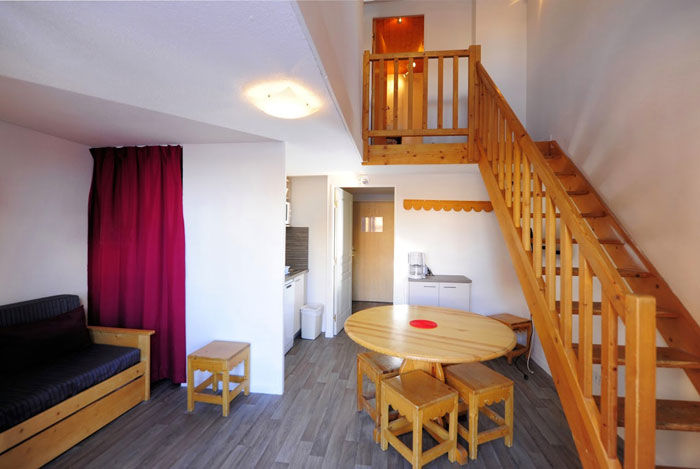 residence castor et pollux risoul 1850 hebergement remontees mecaniques materiel de ski. Black Bedroom Furniture Sets. Home Design Ideas
