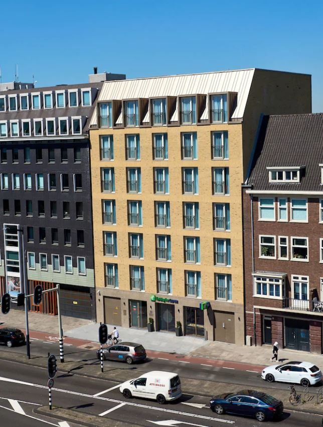 Pays-Bas/Hollande - Amsterdam - Hôtel Holiday Inn Express Amsterdam City Hall 2*